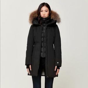 Soia & Kyo classic slim flit down jacket